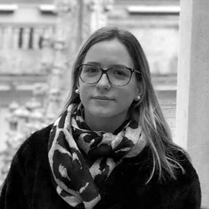 Lawyer intern Justine Kubes